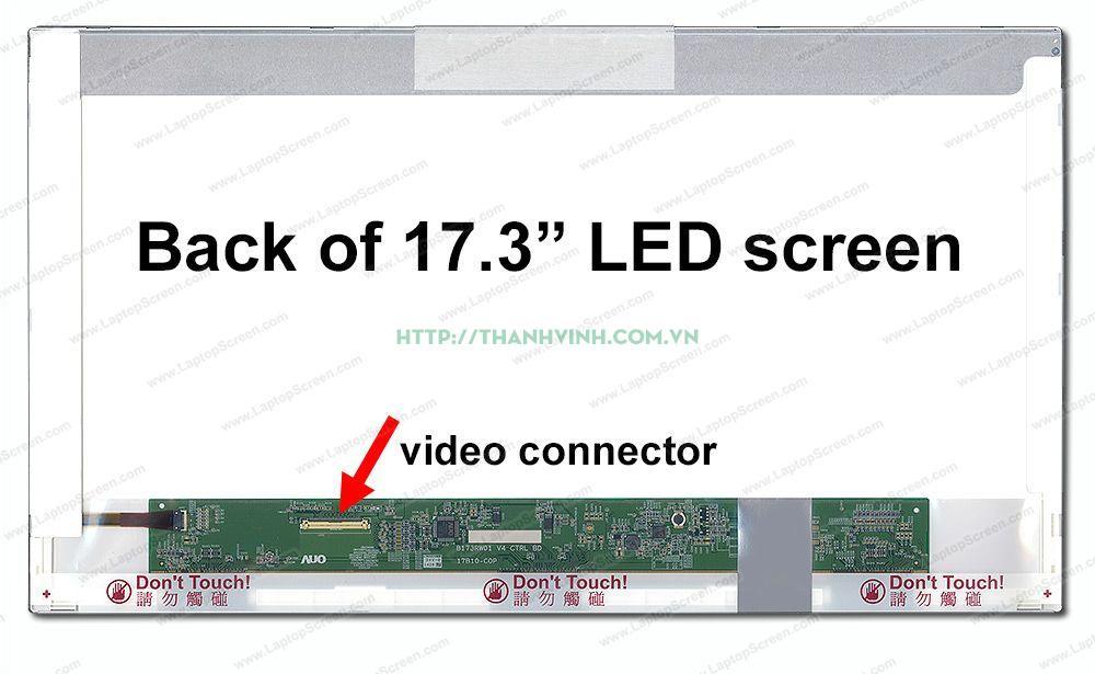 Màn hình laptop Toshiba SATELLITE S75-A SERIES