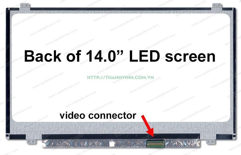 Màn hình laptop Lenovo YOGA 500 80N4 SERIES