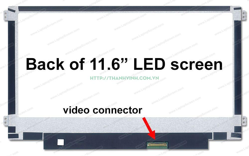Màn hình laptop Lenovo THINKPAD YOGA 11E CHROMEBOOK 20GC SERIES