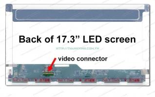 Màn hình laptop ASUS ROG GL752VS-BA SERIES
