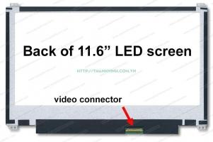 Màn hình laptop ASUS EEEBOOK X205T SERIES