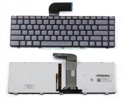 Bàn phím laptop Dell Inspiron 14 14R 3420, N4110 có đèn