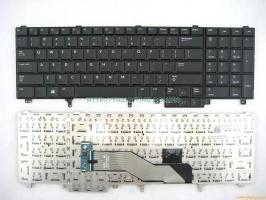 Bàn phím laptop Dell Latitude E6520 E6530 E6540