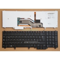 Bàn phím laptop Dell Precision M4600 có đèn
