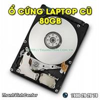 Ổ Cứng Laptop Cũ 80GB Hitachi-Seagate-WD-Toshiba
