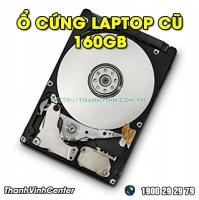 Ổ Cứng Laptop Cũ 160GB Hitachi-Seagate-WD-Toshiba