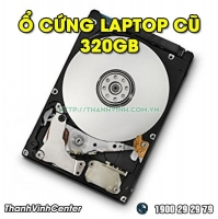Ổ Cứng Laptop Cũ 320GB Hitachi-Seagate-WD-Toshiba