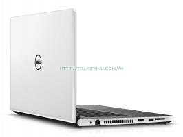 Laptop cũ Dell Inspiron 5559 i3-6100u/4GB/500GB 15.6 inch màu trắng hàng nhập khẩu