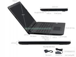 LAPTOP CŨ HP 15 bs646TU i3 6006U/4GB/1TB/Win10