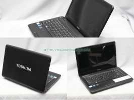 LAPTOP Toshiba Satellite C640 i3-2330M, Ram 4GB, HDD 500gb