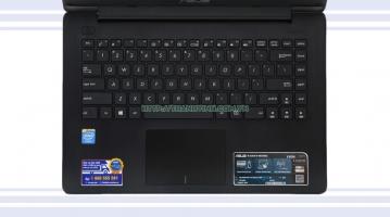 MẶT C CŨ LAPTOP ASUS  X453M X453S X453MA X453SA X453