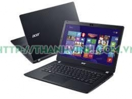 Laptop cũ Acer V3 371 32CC ( core i3 5005U ram 4GB HHD500GB Win10 Vga HD graphics 13.3 inch)