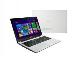 Laptop cũ ASUS X551 CA ( trắng ) core i3-  3217U Ram 4gb, HHD500gb  Vga  HD graphics 4k 15.6 inchs