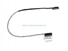 CÁP LCD LAPTOP TOSHIBA L50-B SERI, T55/NW (ZIN THÁO MÁY)