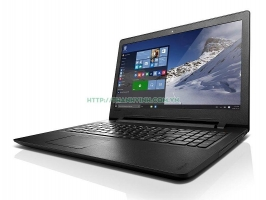 Laptop cũ  Lenovo IdeaPad 110 14IBR N3060/4GB/500GB Graphics  14.0 inchs