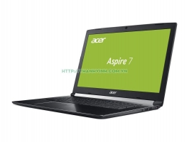 Acer Aspire A715 72G 54PC i5 8300H/8GB/SSD120GB/HHD1TB/4GB GTX1050/Win10