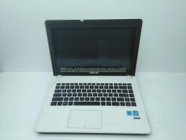 Laptop cũ  Asus X451CA Pentium 1007U/2G/500G Vga Graphics 14.0 LED