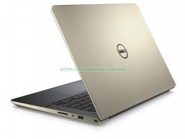 Laptop cũ Dell Vostro 5459 vàng đồng (Intel Core i5 6200U/RAM 4GB/HDD 500GB/Nvidia Geforce 930M/14 inch HD/KeyLED) trầy nhẹ