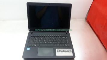 Laptop cũ Acer Aspire ES1 432 N3350, VGA Intel HD Graphics, RAM 4GB, SSD 128GB/Win10 trầy nhẹ.