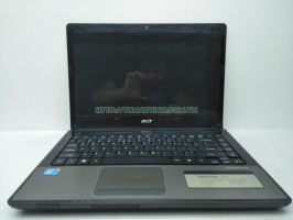 LAPTOP CŨ ACER 4745G - CORE I5 520M, VGA Intel HD Graphics 3000, RAM 4GB, HDD 320GB, LCD 14.0.
