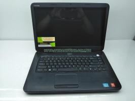 LAPTOP CŨ DELL INSPIRON N5050 (CORE I3-2350M, VGA INTEL HD GRAPHICS 3000, RAM 4GB DDR3, HDD 500GB, LCD 15.6