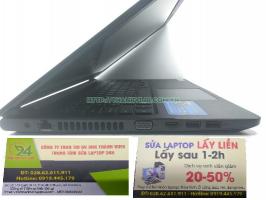 LAPTOP CŨ DELL INSPIRON 3568 I5 7200U-RAM 8GB - SSD SAMSUNG 128GB + HDD 1TB-VGA AMD R5 M420 15.6 INCH