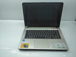 LAPTOP ASUS -X441N-  CPU PENTUM N4200 RAM 4G DR3 HHD 500G VGA HD GRAPHICS 14.0INCHS HD