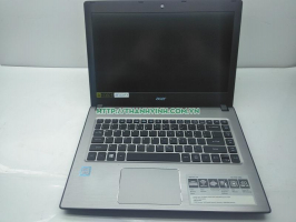 LAPTOP ACER ASPIRE14 E5-476-50SZ CPU CORE I5-8250U, RAM 4GB, HDD 1TB + 16GB OPTANE INTEL, VGA INTEL UHD GRAPHICS, LCD 14.0