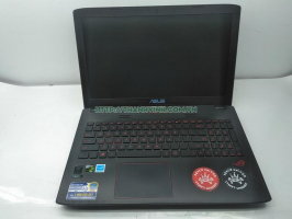 Laptop Gaming Asus GL552JX (Core i5 4200H, RAM 6GB, SSD180GB+HDD 1TB, Nvidia GeForce GTX 950, FullHD 15.6 inch)