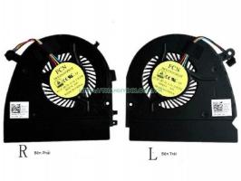 Fan-CPU-laptop-DELL-V5460-V5470-V5480-14z-3526 (LEFT, RIGHT)