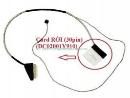 Cáp màn hình ACER E5-571G E5-511 E5-531 E5-521 V3-572 E5-572 (30PIN) (RỜI) DC02001Y910