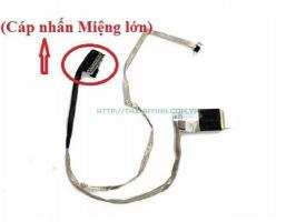 Cáp màn hình ASUS K45 K45VD A45 A45D A45V A85V X45 R400V (Cáp màn hình Bấm 40pin) (Loại 1)