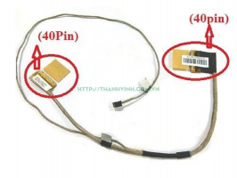 Cáp màn hình ASUS X550D X550DP F550DP K550DP (1422-01G9000) (40pin)