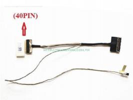 Cáp màn hình ASUS X455 X454 X455LD K455 K454 A455 A455L F455L A454 R455 (40pin)