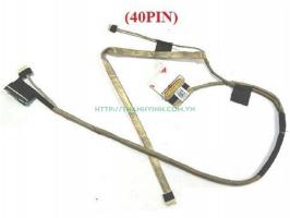 CÁP MÀN HÌNH LAPTOP DELL E6540 LATITUDE - E6540 (40 pin)