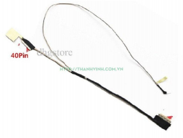 Cáp màn hình HP 15-A 15-AC 15-AY 15-AC121DX 250 G4  DC020027J00 (40 pin) (Loại 2)