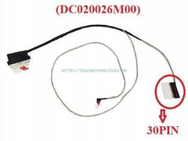 Cáp màn hình HP 15-A 15-AC 15-AY 15-AC121DX 250 G4  DC020026M00 (30 pin) (Loại 3)