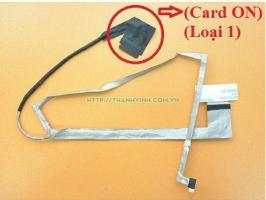 Cáp màn hình  LENOVO G480 G485 (Card ON) (Loại 1)