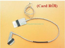 Cáp màn hình LENOVO G490 G490A G400 G405 G410 (Card RỜI) (loại 2)