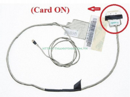 Cáp màn hình LENOVO G490 G490A G400 G405 G410 (Card ON) (loại 1)