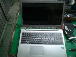 laptop lenovo ideapad z500 vga share