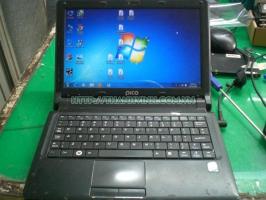 Rả Xác laptop Axioo Pico DJJ 616A Netbook Intel Atom N270