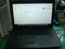 Rả Xác laptop asus x451ca cpu celeron 1007U