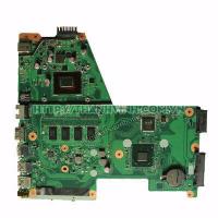 MAIN BOARD asus x451ca cpu celeron 1007U. mã x451CA rev:2.1  . vga share, ram 2gb on board