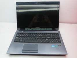 LAPTOP LENOVO V570 (INTEL CORE I5-2410M 2.3GHZ, 4GB RAM, 500GB HDD, VGA INTEL HD GRAPHICS, 15.6 INCH