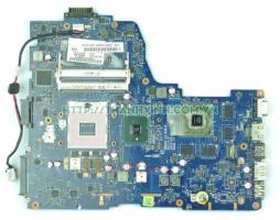MAIN BOARD laptop Toshiba A665-s6070 vga share hm 55