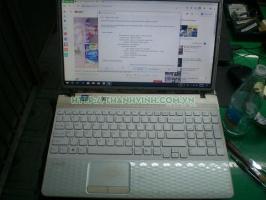 Rã xác laptop sony vpceh24fx