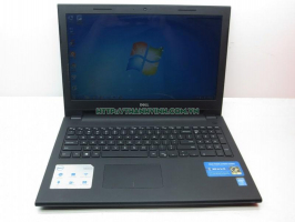 LAPTOP CŨ DELL INSPIRON 3542 CORE I3-4005U, VGA INTEL HD GRAPHICS, RAM 4GB DDR3L, HDD 500GB, LCD 15.6