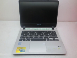 LAPTOP CŨ ASUS X407U CORE I3-7020U- RAM 4GB- HHD 1TB VGA HD GRAPHICS  14.0 INCHS