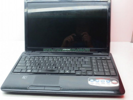 LAPTOP CŨ  TOSHIBA SATELLITE L665 INTEL CORE I3 370M 4GB HHD 320GB VGA HD GRAPHICS